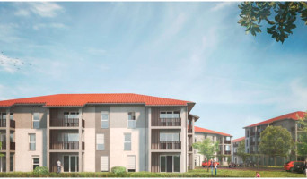 Mont-de-Marsan programme immobilier neuve « L'Âme Ô »
