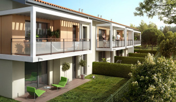 Toulouse programme immobilier neuve « La Mauvaise Herbe » en Loi Pinel