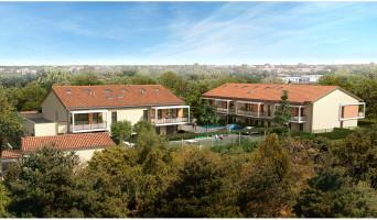 Toulouse programme immobilier neuve « La Mauvaise Herbe » en Loi Pinel  (2)