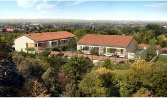 Toulouse programme immobilier neuve « La Mauvaise Herbe » en Loi Pinel  (3)