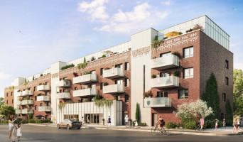 Berck programme immobilier neuve « Alteia - Bâtiment E »