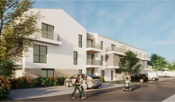 Montaigu programme immobilier rénové « Les Jardins du Chemin Neuf »