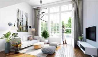 Marquette-lez-Lille programme immobilier à rénover « Les Grands Moulins – Phase 2 » en Déficit Foncier