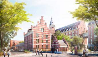 Marquette-lez-Lille programme immobilier à rénover « Les Grands Moulins – Phase 2 » en Déficit Foncier  (2)