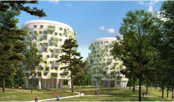 Lormont programme immobilier rénové « Parc de Fontbelleau » en loi pinel