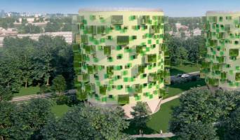 Lormont programme immobilier neuve « Parc de Fontbelleau » en Loi Pinel  (2)