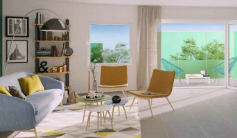Lormont programme immobilier neuve « Parc de Fontbelleau » en Loi Pinel  (3)