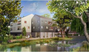 Haute-Goulaine programme immobilier neuve « Les Jardins du Cygne »