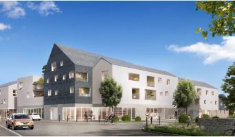 Haute-Goulaine programme immobilier neuve « Les Jardins du Cygne »  (2)