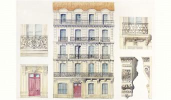 Montpellier programme immobilier à rénover « Les Deux Ponts » en Déficit Foncier