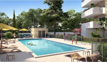 Montpellier programme immobilier neuf « Domaine d'Antonin » en Loi Pinel