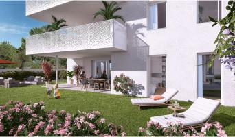 Montpellier programme immobilier neuve « Domaine d'Antonin » en Loi Pinel  (3)