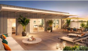 Montpellier programme immobilier neuve « Domaine d'Antonin » en Loi Pinel  (5)
