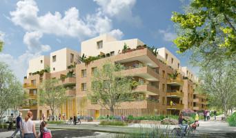 Toulouse programme immobilier rénové « Eloge du Parc » en loi pinel