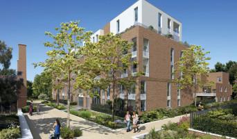 Toulouse programme immobilier neuve « New District » en Loi Pinel  (2)