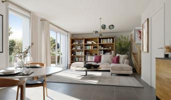 Toulouse programme immobilier neuve « New District » en Loi Pinel  (3)