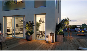 Toulouse programme immobilier neuve « New District » en Loi Pinel  (4)