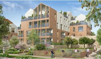Balma programme immobilier neuve « Murmures » en Loi Pinel  (2)