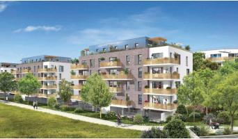 Roncq programme immobilier neuve « Les Terrasses d'Organdi »