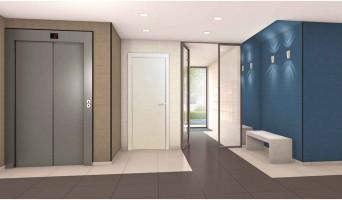 Roncq programme immobilier neuve « Les Terrasses d'Organdi »  (3)