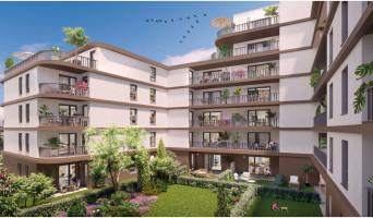 Schiltigheim programme immobilier neuve « La Closerie de Cérès »  (2)