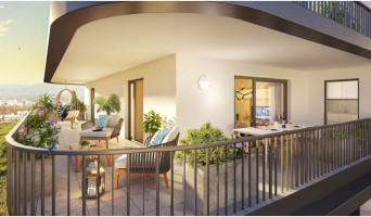 Schiltigheim programme immobilier neuve « La Closerie de Cérès »  (3)