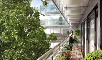 Paris programme immobilier neuve « 8 Campagne Première »  (3)