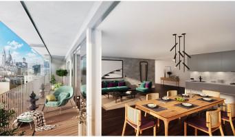 Paris programme immobilier neuf « 122 Damremont » en Loi Pinel