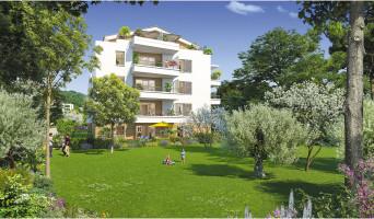 Toulon programme immobilier neuve « Jardin d'Eté »
