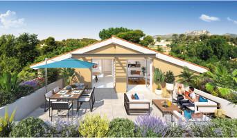 Toulon programme immobilier neuve « Jardin d'Eté »  (3)