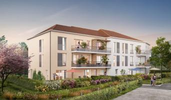 Ormoy programme immobilier neuve « La Roselière »