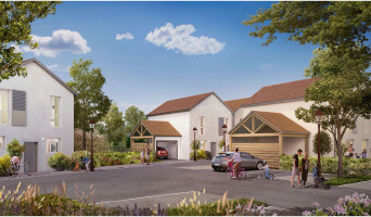 Ormoy programme immobilier neuve « La Roselière »  (3)