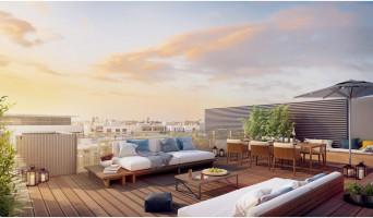 Issy-les-Moulineaux programme immobilier neuve « Issy Coeur de Ville » en Loi Pinel  (2)