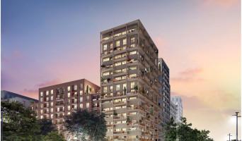 Bobigny programme immobilier neuf « Coeur de ville - Hall Botanik & Métropolitain