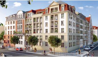 Le Blanc-Mesnil programme immobilier neuve « Domaine de la Reine - Princesse Anne »  (2)