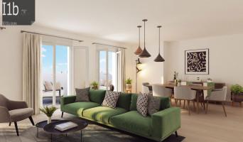 Le Blanc-Mesnil programme immobilier neuve « Domaine de la Reine - Princesse Anne »  (3)