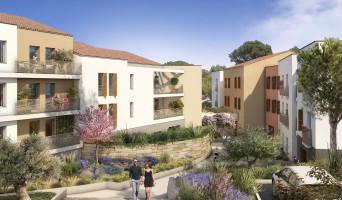 Meyreuil programme immobilier neuf « Terra Solea » en Loi Pinel