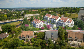 Marly-le-Roi programme immobilier neuve « Horizon Marly » en Loi Pinel  (2)