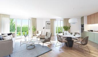 Marly-le-Roi programme immobilier neuve « Horizon Marly » en Loi Pinel  (3)