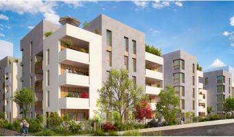 Lyon programme immobilier rénové « Millésime » en loi pinel