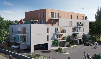 Lannoy programme immobilier neuve « La Cour Saint-Henri » en Loi Pinel