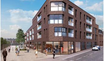 Amiens programme immobilier neuve « L'Avenue »