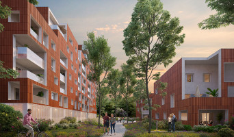Toulouse programme immobilier neuve « Tempo »  (2)