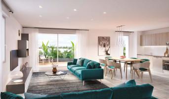 Toulouse programme immobilier neuve « Tempo »  (3)
