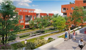 Toulouse programme immobilier neuve « Tempo »  (4)