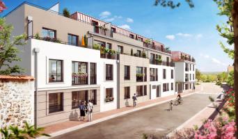 Verneuil-sur-Seine programme immobilier neuf « Le Clos du Château » en Loi Pinel