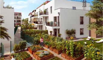 Verneuil-sur-Seine programme immobilier neuve « Le Clos du Château » en Loi Pinel  (2)