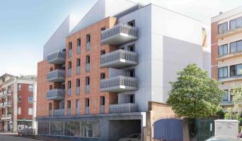 Toulouse programme immobilier neuf « L'Arte » en Loi Pinel