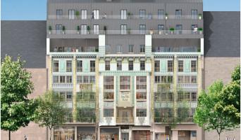 Metz programme immobilier rénové « Oh Activ - Metz »