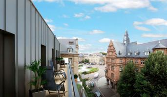 Metz programme immobilier neuve « Oh Activ - Metz »  (2)